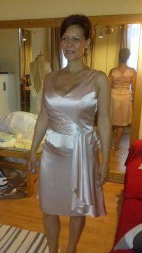 ae41e213ed Esküvői ruhák - menyasszonyi, koszorúslány, menyecske - készítése